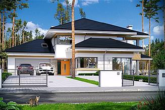 Projekt domu Dom z widokiem 2