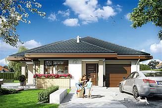 Projekt domu Dom na miarę