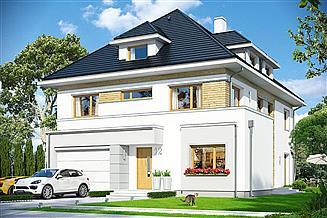 Projekt domu Agat 2