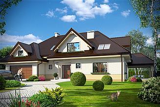 Projekt domu Joanna 2