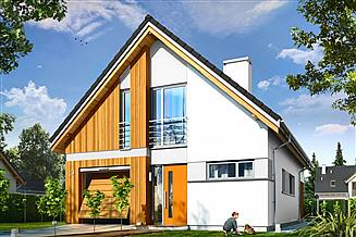 Projekt domu Lena