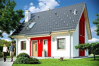 Projekt domu Przygoda