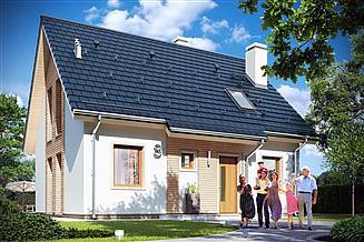 Projekt domu Przygoda 2