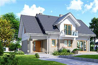 Projekt domu APS 262
