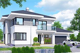 Projekt domu APS 274+2G