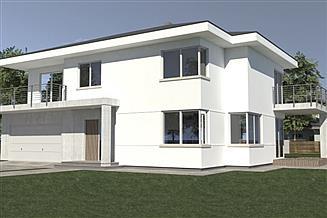 Projekt domu DN 060