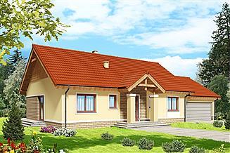 Projekt domu Tamara 2