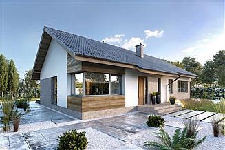 Projekt domu Arosa LMB115
