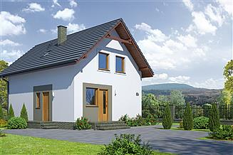 Projekt domu Grochowo nowe