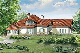 Projekt domu Adelina