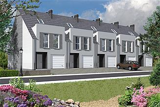 Projekt domu Miltown II LMS12a