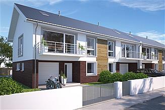 Projekt domu Liberec LMS23