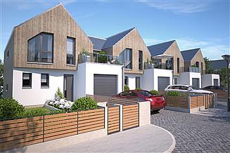 Projekt domu Tilburg DCS22