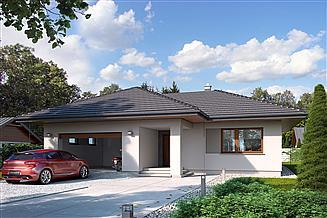 Projekt domu Nika 2