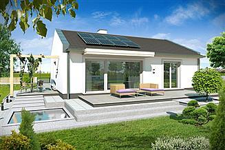 Projekt domu Simple 1A