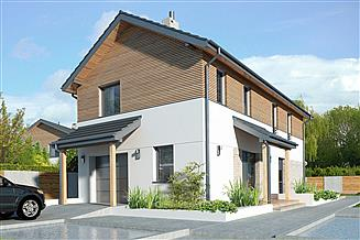 Projekt domu Brunico LMP345