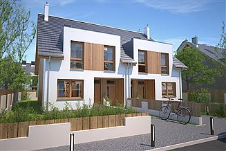 Projekt domu Everett DCBL36