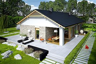 Projekt domu Daniel G2 energo