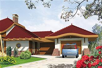 Projekt domu Henryk G1