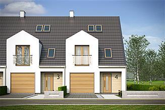Projekt domu Hubert 2 P