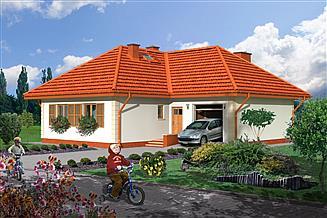 Projekt domu Trevizo Termo