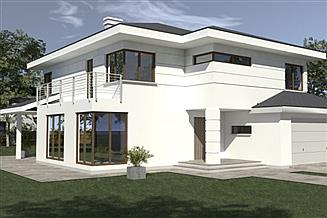 Projekt domu DN 021g