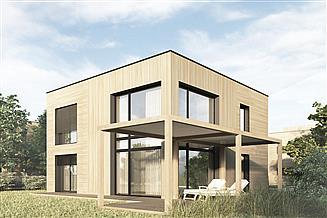 Projekt domu Koge DCP402