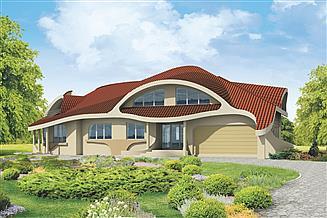 Projekt domu Alma
