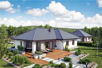 Projekt domu TK133