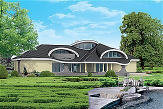 Projekt domu Anastazja