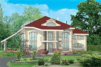 Projekt domu Arcadio