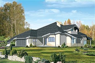 Projekt domu Bossanova
