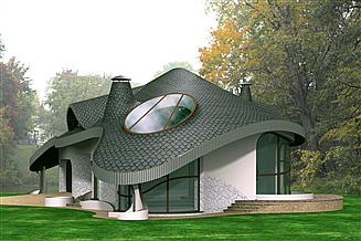 Projekt domu Floro