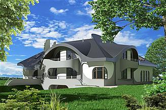 Projekt domu Emma