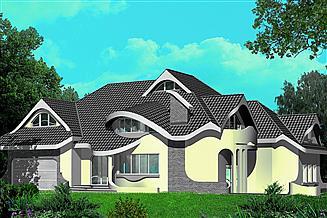 Projekt domu Swing