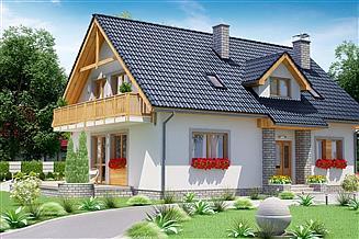 Projekt domu BW-24