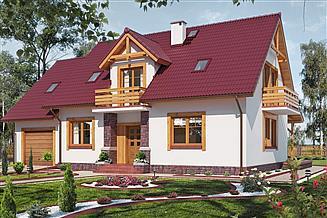 Projekt domu BW-44