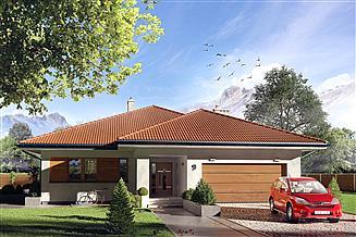 Projekt domu Decyma 6