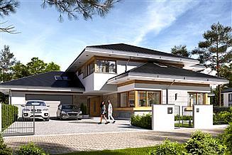 Projekt domu Dom z widokiem 4