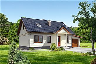 Projekt domu Tuluza VI LMB31e
