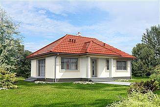 Projekt domu Corte II LMB62a