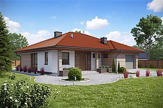 Projekt domu TK5A