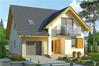 Projekt domu Bella 5