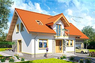 Projekt domu Ajaks Bis
