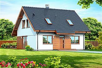 Projekt domu Armanda Mała BIS