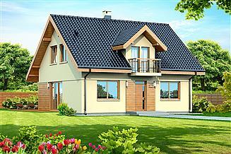 Projekt domu Armanda Mała