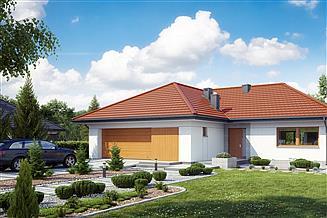 Projekt domu TK233