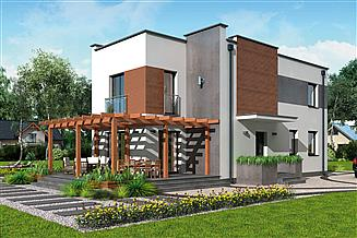 Projekt domu Columbia
