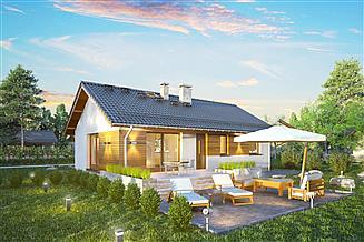 Projekt domu Aurora Midi