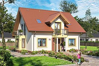 Projekt domu Ares Bis